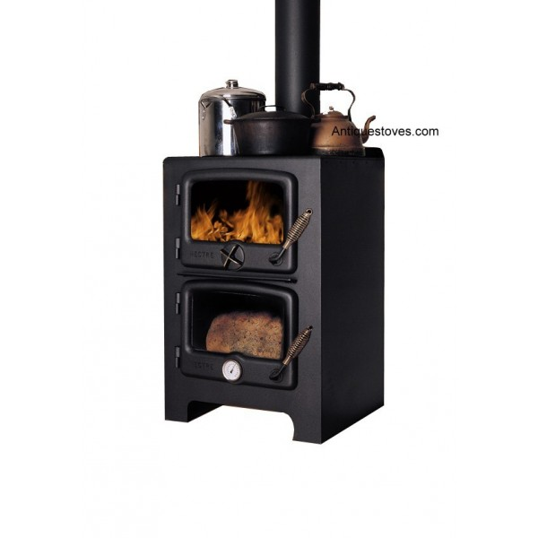 Bakers oven, Bakers oven wood cook stove