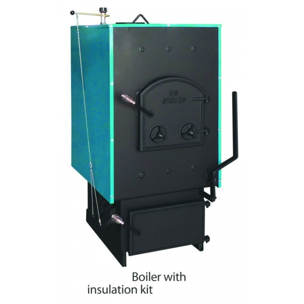Insulated Jacket Kit For Boiler Antique Stoves