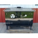 Kitchen Queen Wood Cook Stove 480 basic